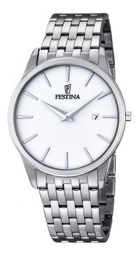 reloj festina quartz f6833/1 hombre | original envío gratis