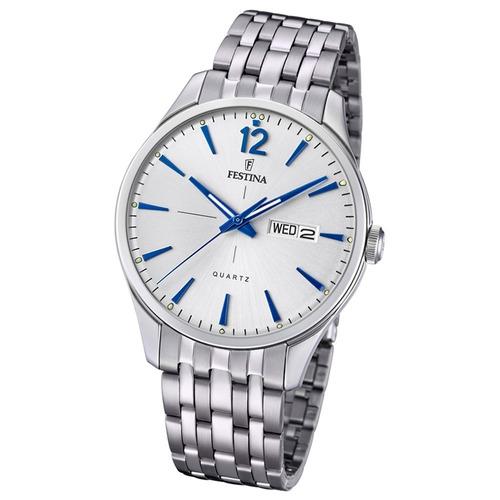 reloj festina retro f20204/1 hombre | original envío gratis