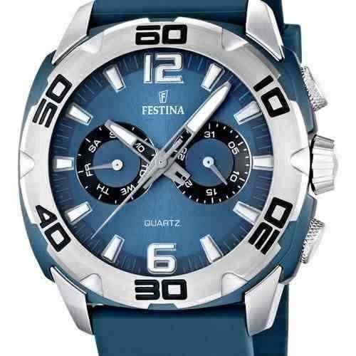 reloj festina sport f166653 hombre | envío gratis