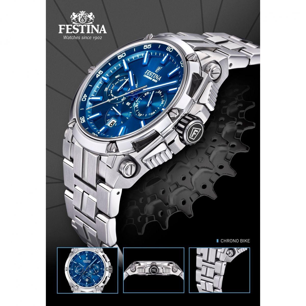 fc8af5d3e45f Reloj Festina Tour Año 2017 F20327 -   299.990 en Mercado Libre