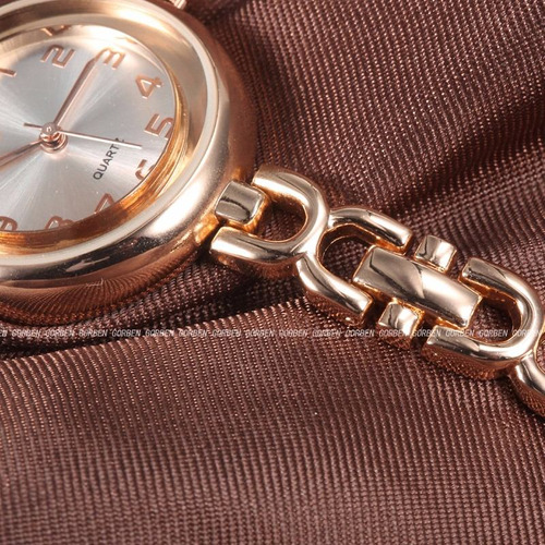 reloj fino de bolsillo para dama / dorado / de lujo / oferta
