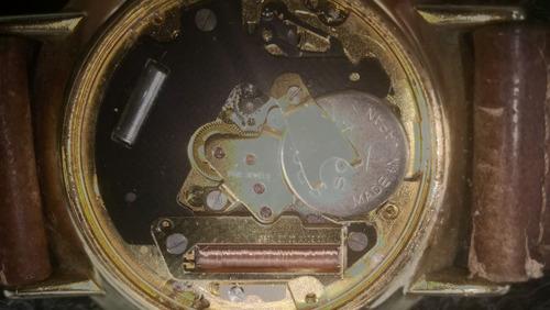 reloj fortis suizo da vinci calendario fase lunar 5 joyas18k