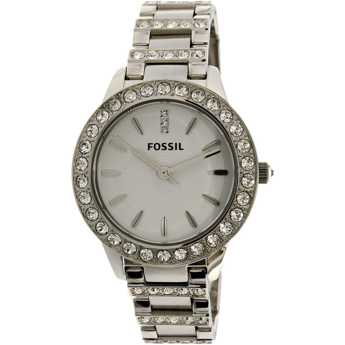 16053fdcbbfa Reloj Fosil De La Mujer Jesse Cristalizado Es2362 -   540.078 en ...