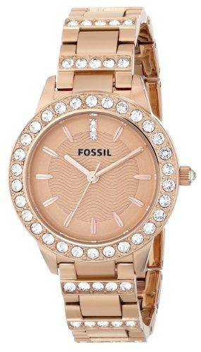 bd3d808451ea Reloj Fossil 3020 Dorado -   3