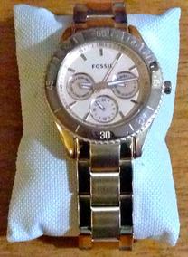 2e94ed1a81e7 Reloj Fossil Dama Usado - Reloj para de Mujer Fossil