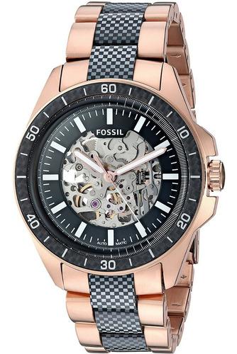 reloj fossil automático me3147, 100% nuevo y original
