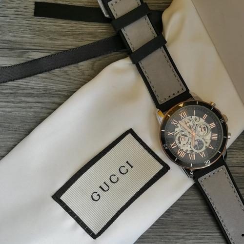 reloj fossil automatico para hombre - en caja + envio gratis