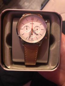 907454f87585 Relojes Fossil Hombre Reloj Correa De Cuero - Relojes en Mercado ...