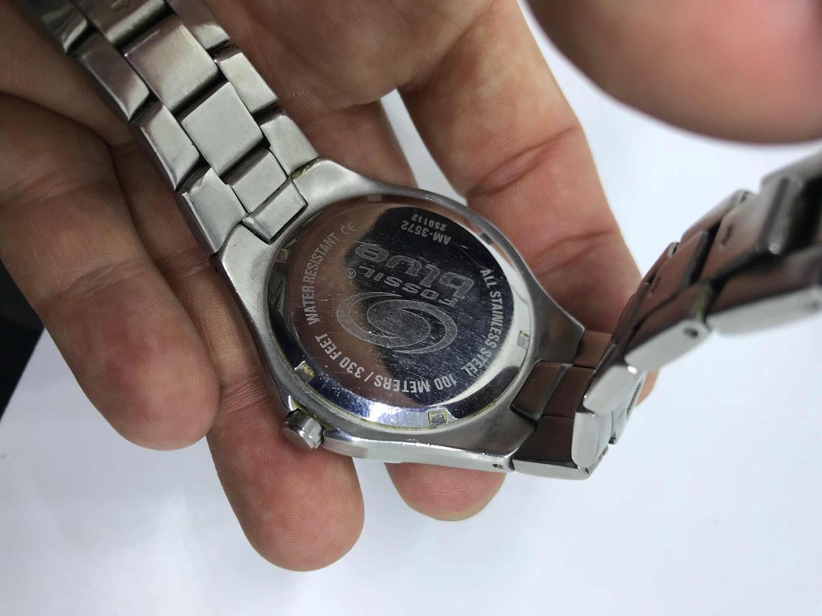 08bcc318ef4c Reloj Fossil Blue -   59.990 en Mercado Libre