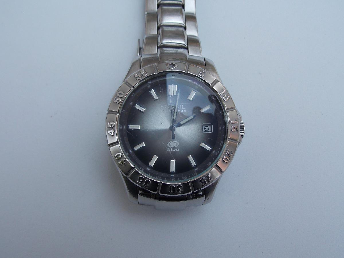 30c785d7c758 Reloj Fossil Blue -   849.00 en Mercado Libre