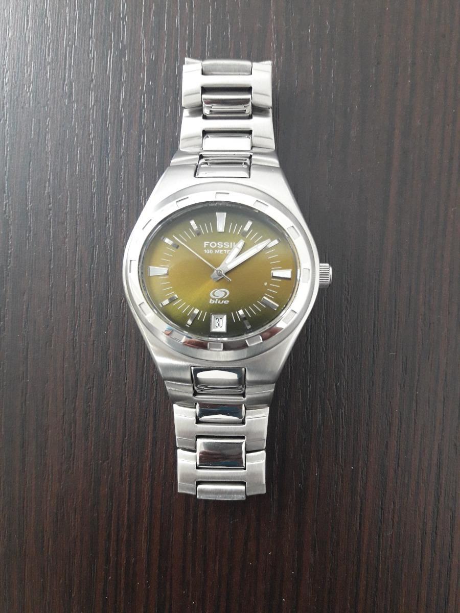 1281480ebf46 Reloj Fossil Blue (am3703) -   300.000 en Mercado Libre