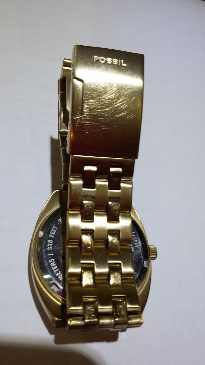 91955aa61ace reloj fossil blue am3921 original caballero acero inoxidable. Cargando zoom.