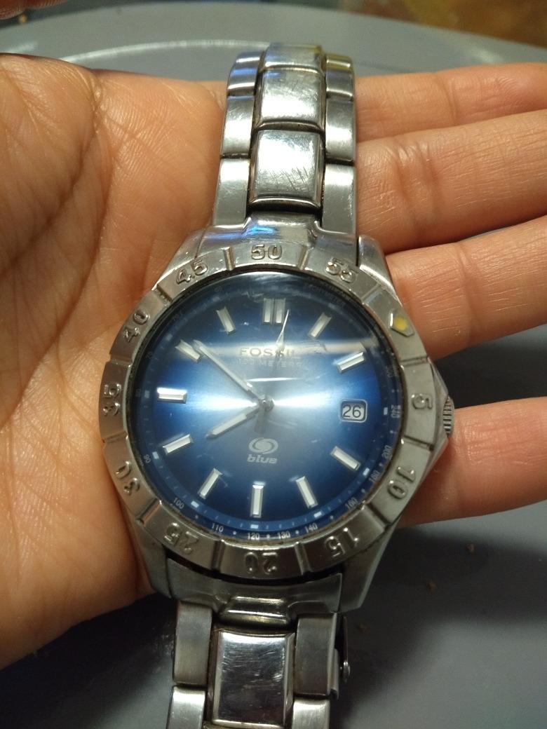 30e465ac6fd9 reloj fossil blue clásico original. Cargando zoom.