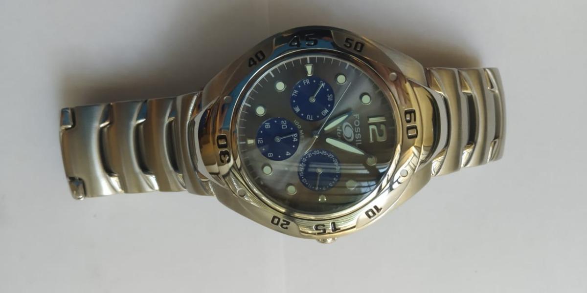d388d31efde1 reloj fossil blue mod. bq-9092. Cargando zoom.