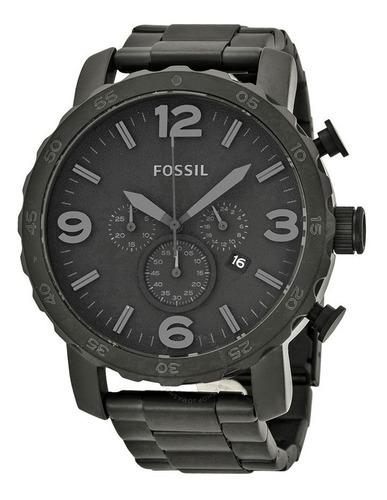 reloj fossil caballero acero jr1401 original