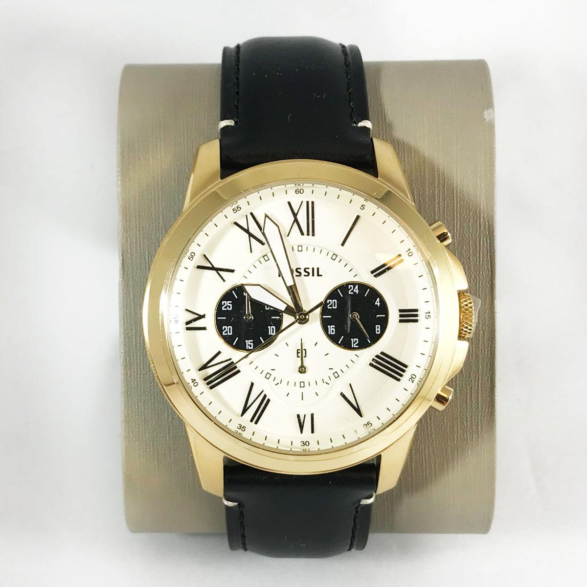 598496cda696 Reloj Fossil Caballero Fs5272