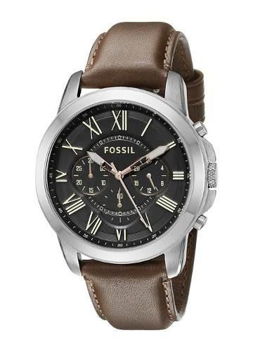 reloj fossil café