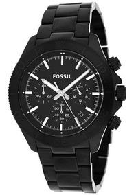 be5ae03d8804 Reloj Fossil Negro De Acero Para Hombre Relojes - Joyas y Relojes en  Mercado Libre Perú