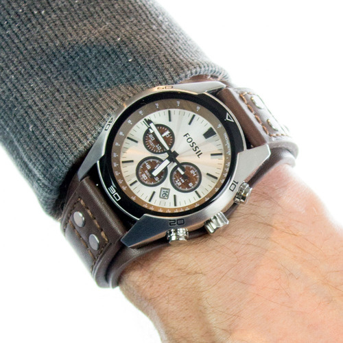 reloj fossil coachman ch2565 en stock original con garantía