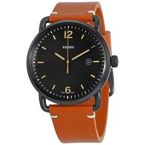 8c1357febd0c Reloj Fossil Extensible Cuero Negro - Reloj de Pulsera en Mercado Libre  México