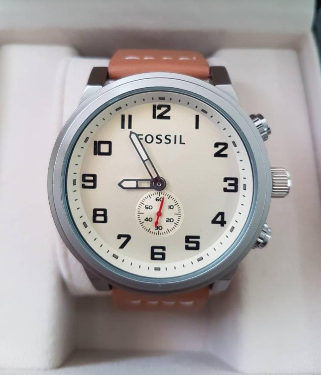 109e401093bb reloj fossil correa de cuero modelos 2018. Cargando zoom.