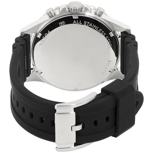 reloj fossil crewmaster ch3057 original en caja con garantía