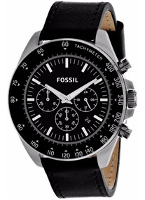 Reloj Fossil Bq2170 Cuero Hombre Original TlJK1cF3