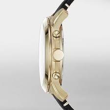 reloj fossil cuero hombre fs5272 original