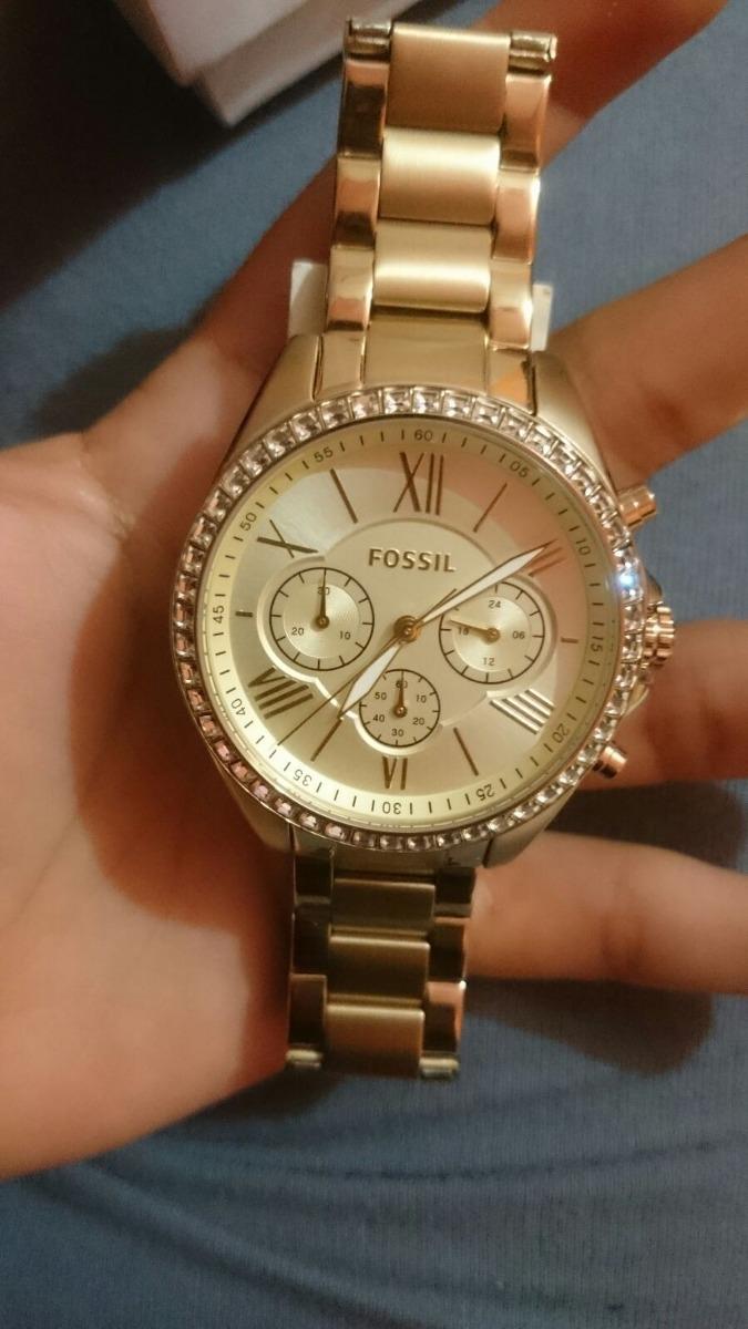 51d7de8565f5 reloj fossil dama bq 1775 original en caja model 2015. Cargando zoom.