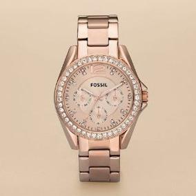 c6fbe9779463 Reloj Fossil Mujer Dorado Rosa Relojes - Joyas y Relojes - Mercado Libre  Ecuador