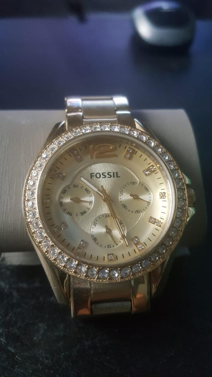 5480a19f25c5 Reloj Fossil Dama