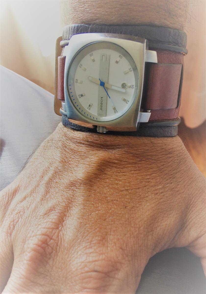 2cb6b81290f0 Reloj Fossil De Correa Intercambiable -   100.000 en Mercado Libre