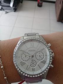 f6bf429427fe Reloj Fossil Dorado Mujer Traido De Miami !!! - Fossil en Relojes ...