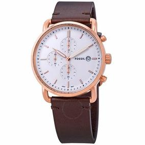 9217ff05a7f8 Reloj Fossil Caballero Dorado - Relojes en Mercado Libre México