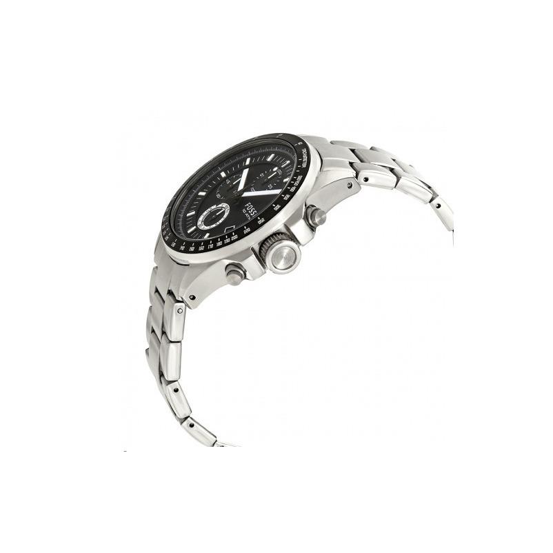 90c82f7ccdd2 reloj fossil decker chronograph black dial watch. Cargando zoom.