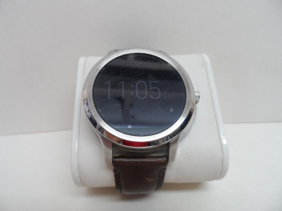bajo precio 4f3ec 5def9 Reloj Fossil Digital Con Pantalla Tactil Dw1 - $ 490.000