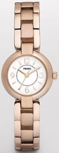 reloj fossil es 2742 mujer en caja manuales