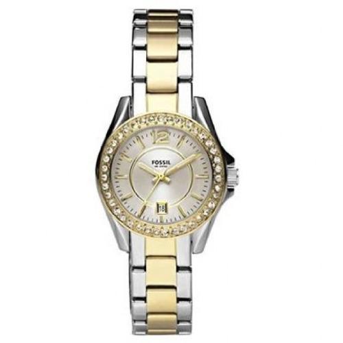 reloj fossil es 2880 en caja ,manuales, garantia