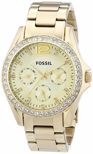 reloj fossil es2683 100% original envio gratis garantia 5 añ