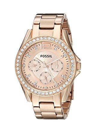 reloj fossil es2811 dorado
