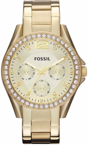 reloj fossil es3203 original - garantía - entrega inmediata