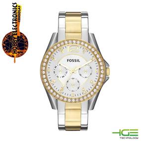 b460241a507c Reloj Fossil Para Mujer Plateado Relojes - Joyas y Relojes - Mercado Libre  Ecuador