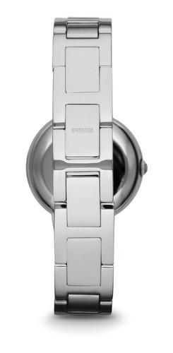 reloj fossil es3282 virginia stainless steel para mujer