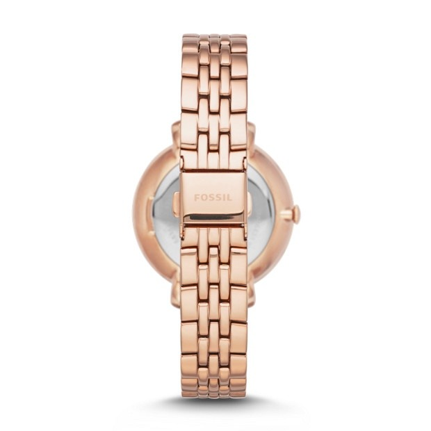 Reloj Fossil Es3546 Jacqueline Rose Tone Stainless Steel