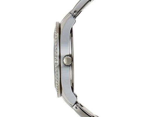 reloj fossil es3588 plateado pm-7146823