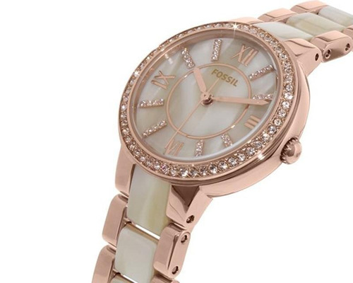 reloj fossil es3716 rosa pm-7155733
