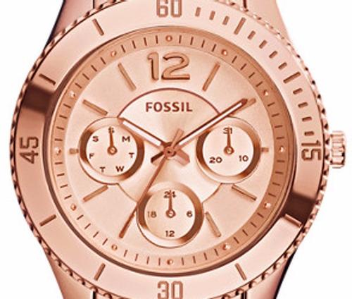 reloj fossil es3815 original - garantía - entrega inmediata