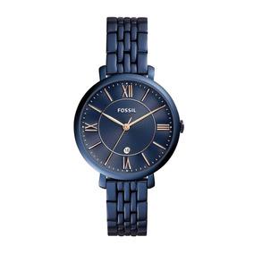 4bc1bfecb382 Reloj Fossil Azul - Reloj Fossil en Mercado Libre México