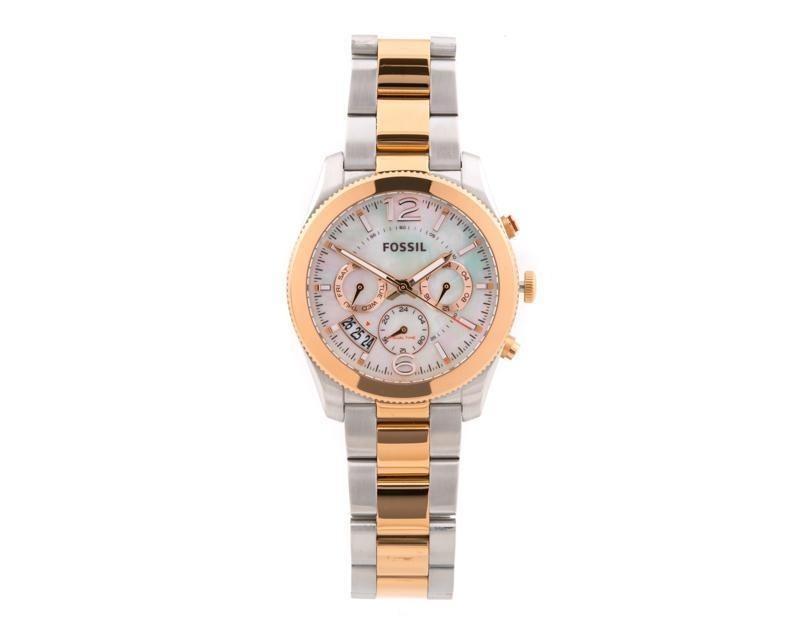 92f55b839a24 Reloj Fossil Es4135 Dama Dorado Msi -   4