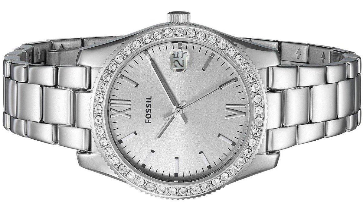 591553a5dfa5 reloj fossil es4317 plateado para dama original. Cargando zoom.